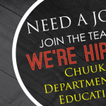 Chuuk DOE is Hiring