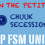 Sign Petition Against Chuuk Secession