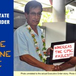 Chuuk Governor's Executive Order on Secession Vote