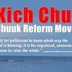 Chuuk Secession Plebiscite Postponed – Let's Organize