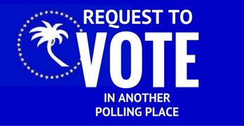Request to Vote in Another Polling Place