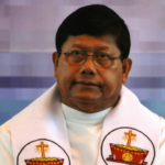 Rev. Julio Angkel Appointed Coadjutor Bishop