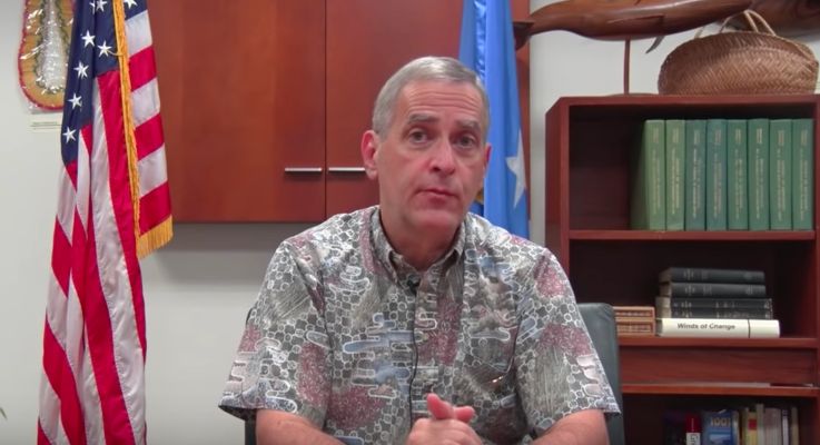 US Ambassador to FSM Speaks on Chuuk Secession
